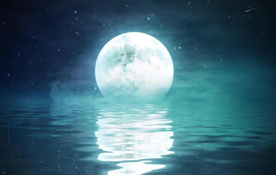 《江城悦读会》| 月迹