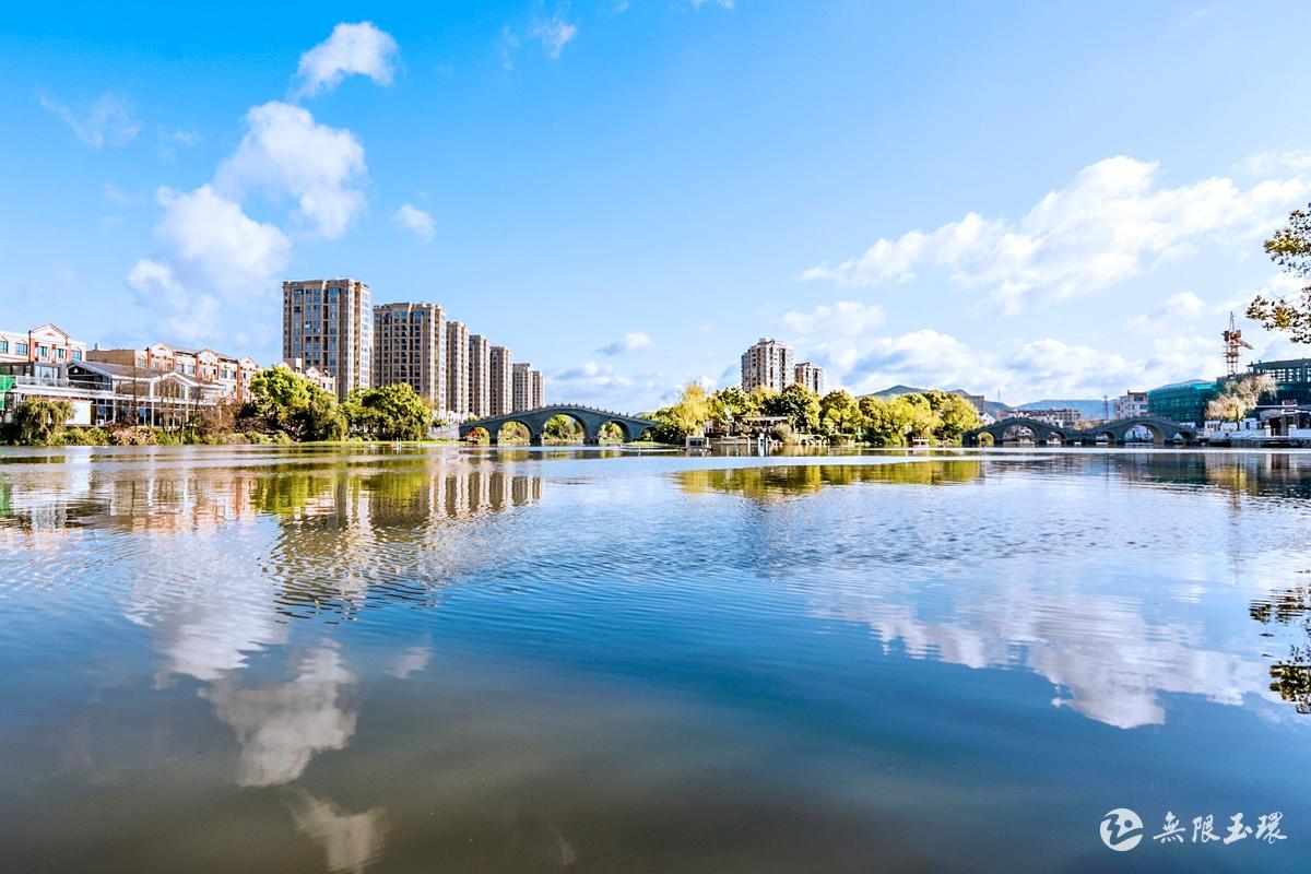 楚门湖滨公园  陈灵恩