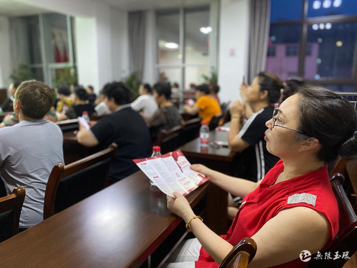 《民法典》普法宣传走进文化礼堂