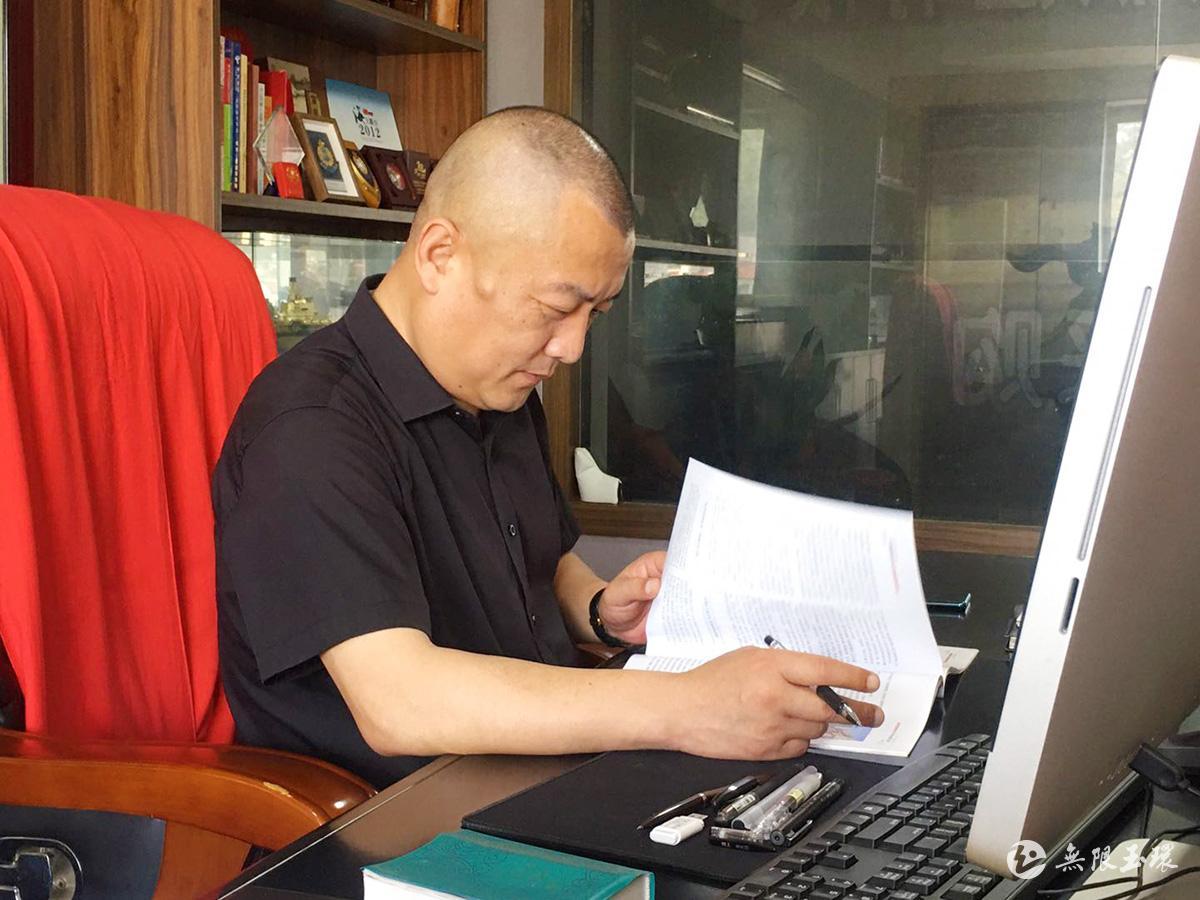 丁李云:一位退伍老兵的拥军路