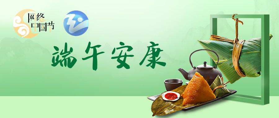网络中国节 端午 logo
