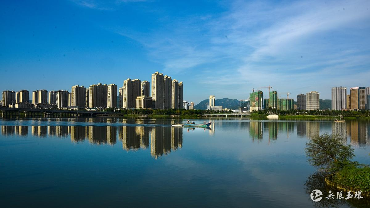 玉环湖 陈灵恩摄